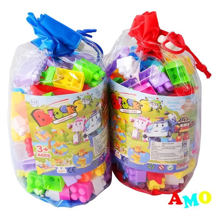 Mainan Balok & Bangunan Anak | Lazada.co.id