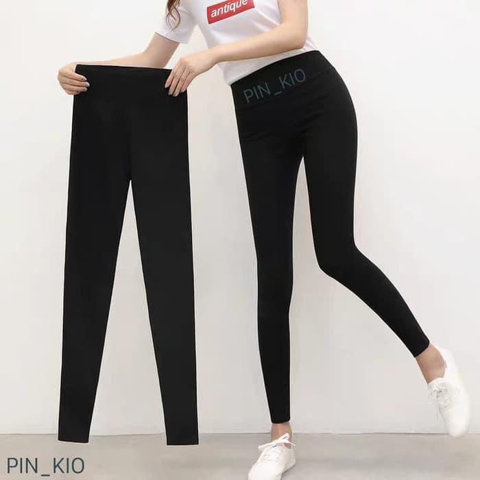 Legging Wanita Polos Panjang Celana Lejing Wanita Dewasa Allsize Lazada Indonesia