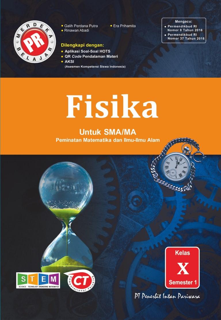 Buku Pr Fisika Kelas 10 Semester 1 Lks Intan Pariwara 2020 2021 Lazada Indonesia