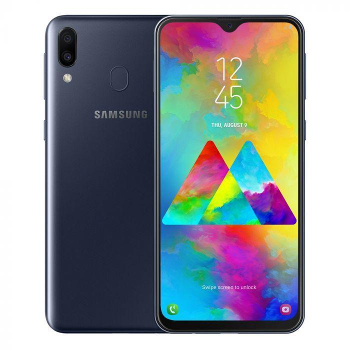 Samsung Galaxy M20 3GB/32GB (COD, Garansi Resmi SAMSUNG, Cicilan tanpa kartu kredit, Cicilan 0%, Gratis Ongkir)
