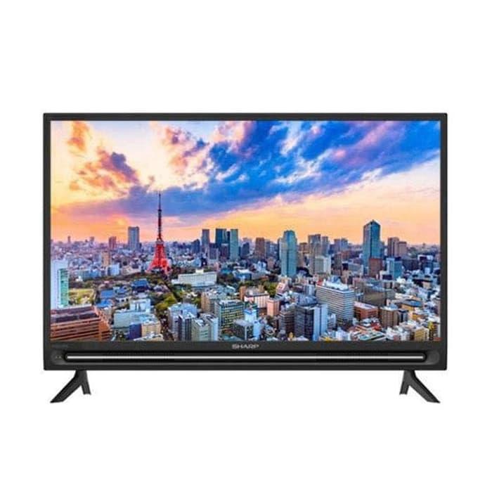 Promo Terakhir - SHARP 2T-C40AE1I Easy Smart TV [40 Inch] GRATIS
