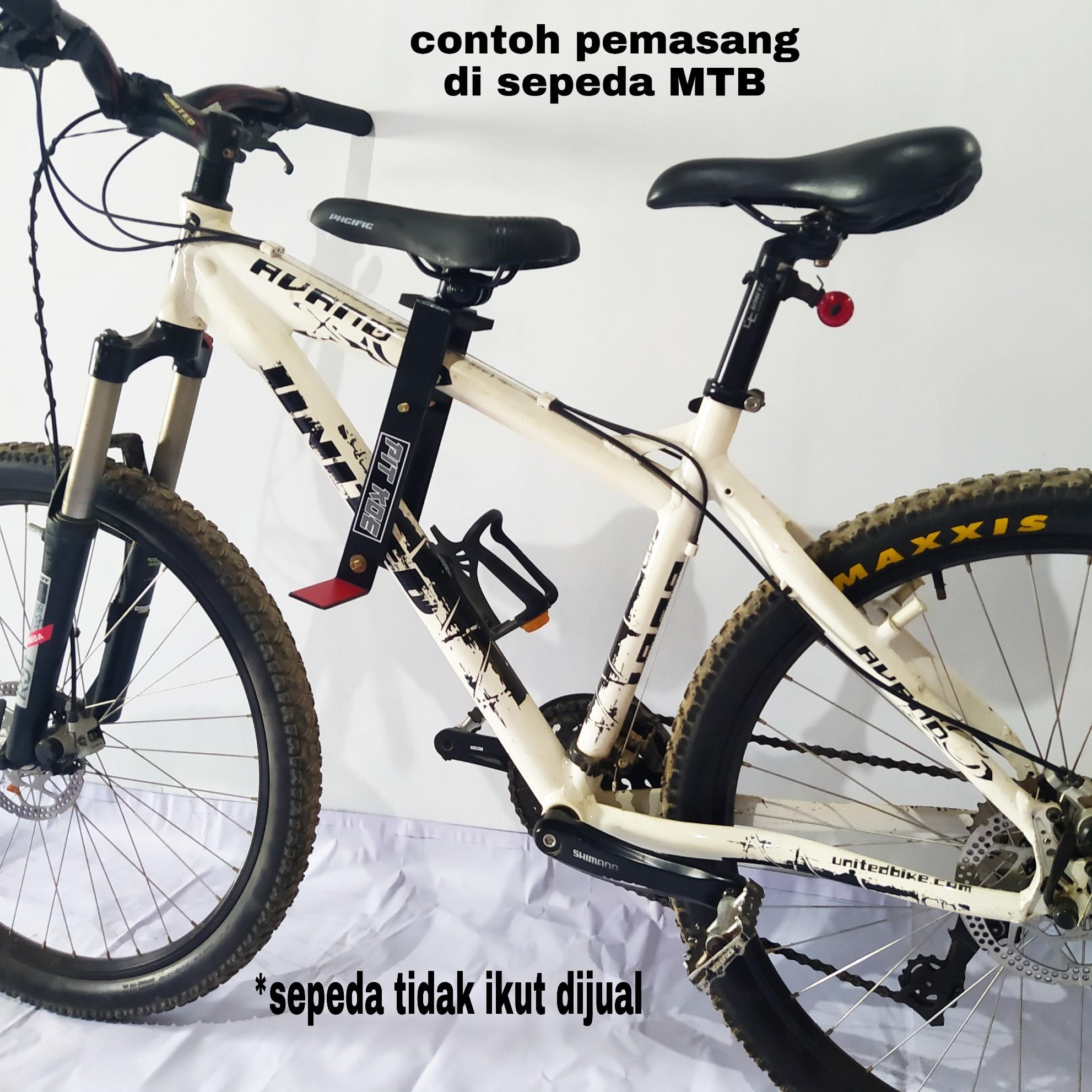 Jual Dudukan Sepeda Untuk Anak Lazada Co Id