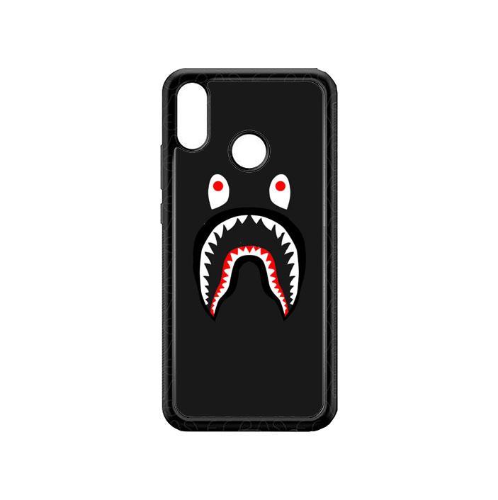 Casing For Vivo Y91 Bape Shark Logo J0124