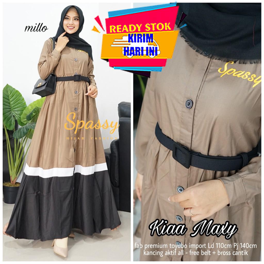 Gamis Jumbo Big Size Model Gamis Syari Solo Original Busana Muslim Wanita  Berhijab PROMO Gamis Terbaru 9 Modern BAJU Gamis Wanita Terbaru Bahan