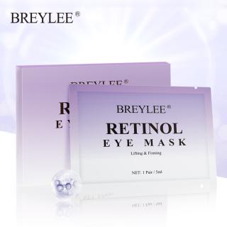 BREYLEE Masker Mata Retinol 5ml 8pcs 1