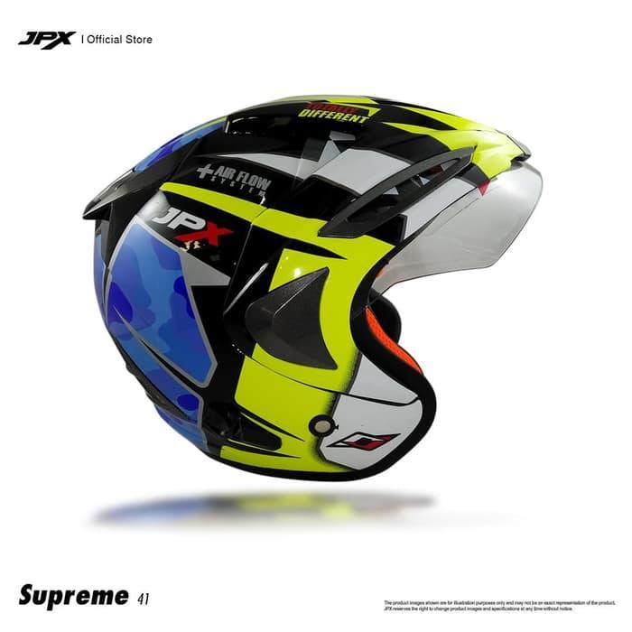 Jpx Supreme 41 Super Black sz. M