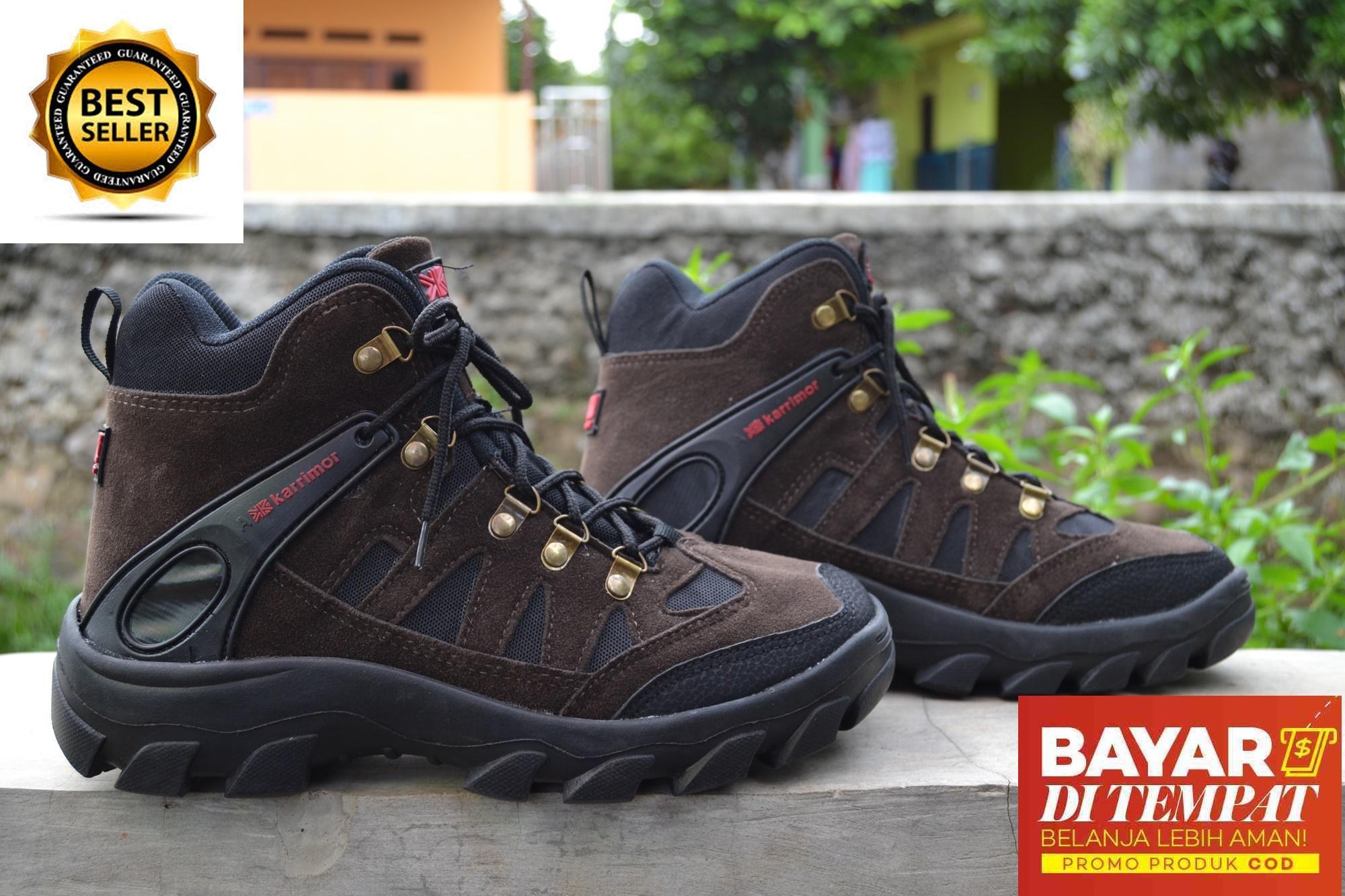 Sepatu Gunung Karrimor High Sepatu Outdoor Pria 26c6bc73ea