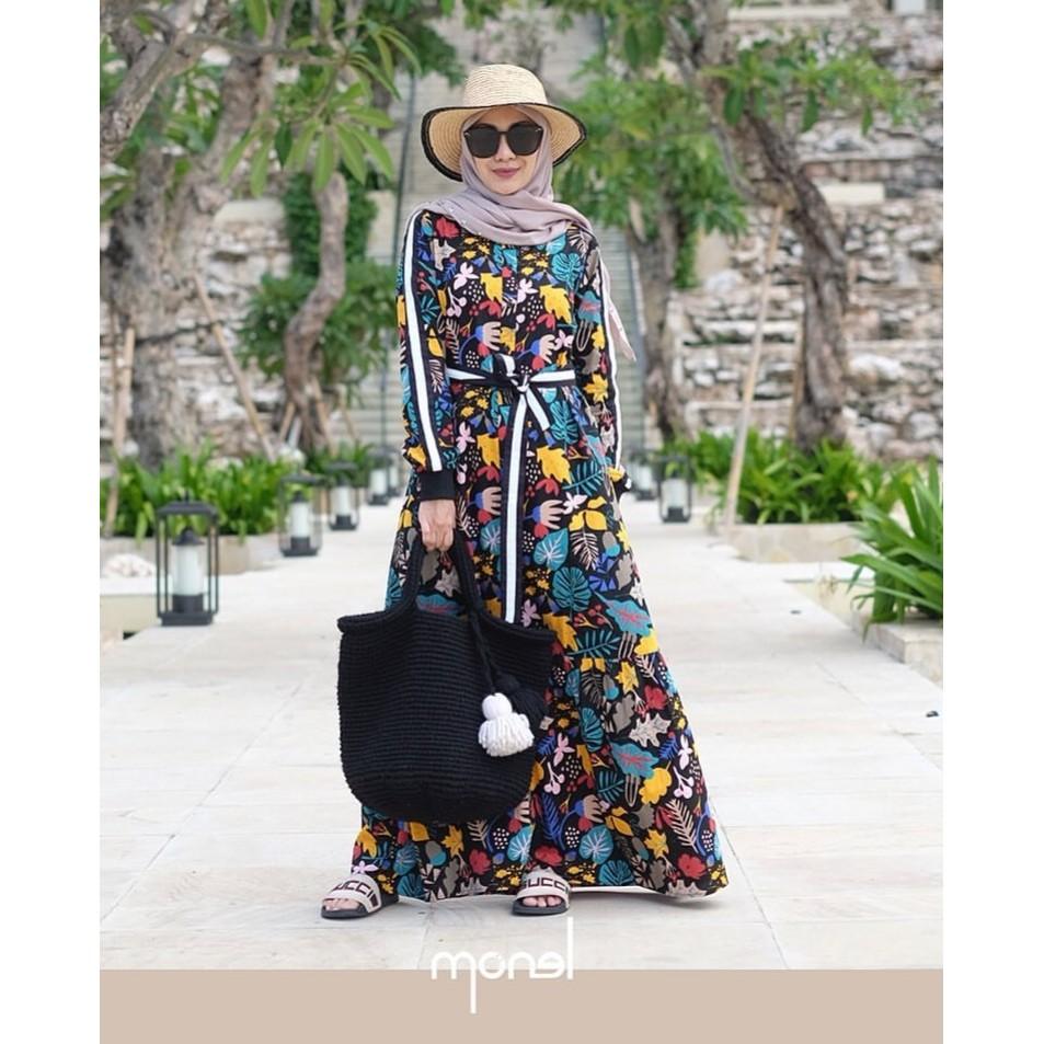 Baju Monel Summer Dress Ready Size S Lazada Indonesia