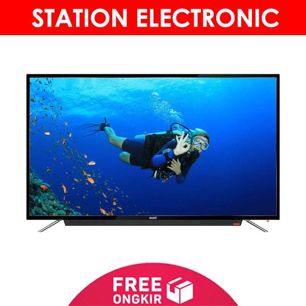 AKARI Full HD Digital LED TV w/ SoundBlaster LED TV 43 - LE-4399T2SB - Khusus JABODETABK
