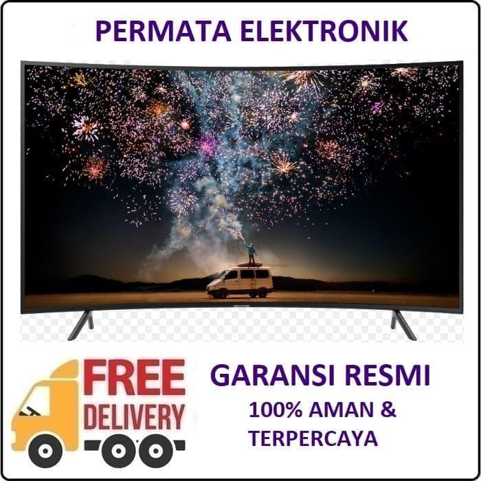 Samsung 65RU7300 65 Inch UHD 4K Smart Curved LED TV UA65RU7300 NEW