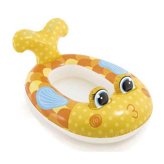 0960460038 | Intex Pelampung Renang Anak Bentuk Ikan - 59380NP