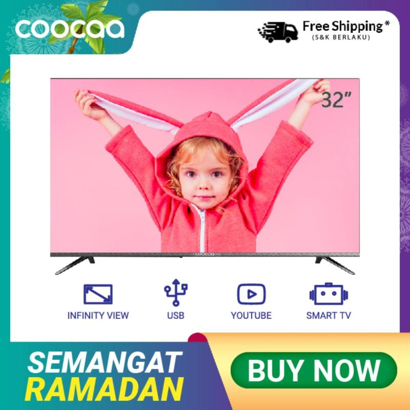 COOCAA 32 inch OS Coocaa Lite Smart LED TV - Andoid 9.1(Model 32S3C))