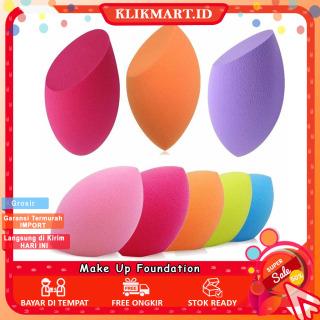 KLIKMART 43 - SPONGE MAKE UP LANCIP COLORFULL BLENDING PUFF SPONGE BEAUTY BLENDER thumbnail