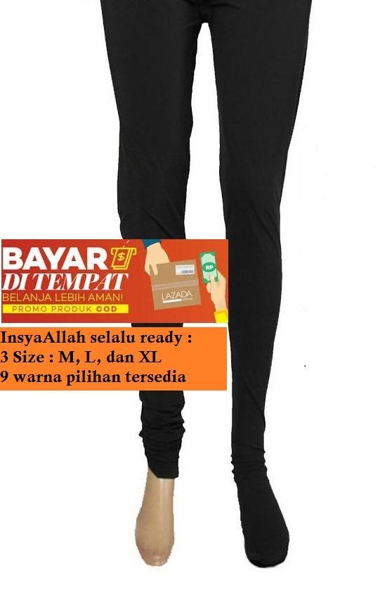 Legging Wudhu Lejing Wudhu Muslimah Bahan Premium Jersey Zoya Super Cukup Tebal Leging Wudhu Lazada Indonesia