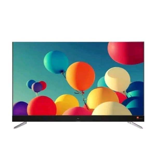 Ready  nlstr43 TCL 49 inch 4K ANDROID TV HARMAN KARDON SPEAKER Model 49C2UD