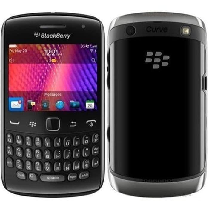 Blackberry 9360 Apollo Jaringan 3g Like New Grs X Resmi