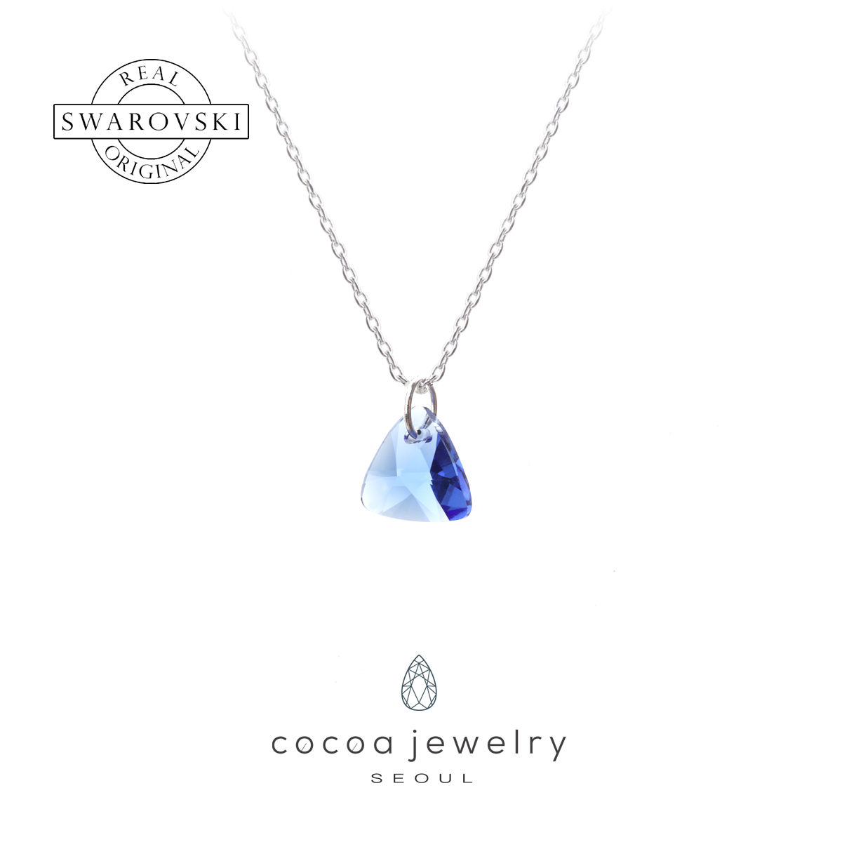 cocoa jewelry Kalung Wanita Korea - Dainty Sea