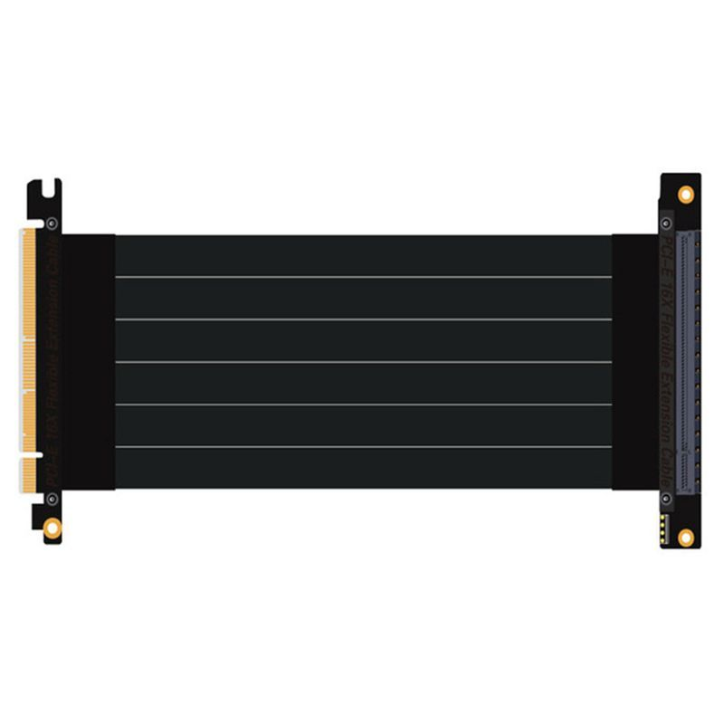 Bảng giá PCI-Express 3.0 16x To Pcie X16 Riser Extension Cable image Cards 16x Slot Pci-e Cable Connector Stable for PC Host 15cm(90 degree) Phong Vũ