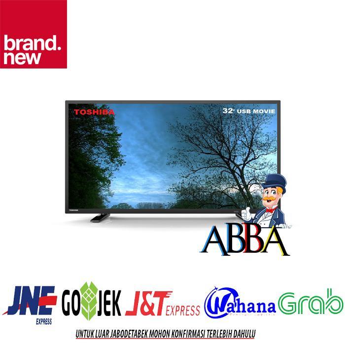 LED TV Toshiba 32 Inch 32L2800VJ/32L2800 - KHUSUS PENGIRIMAN JABODETABEK