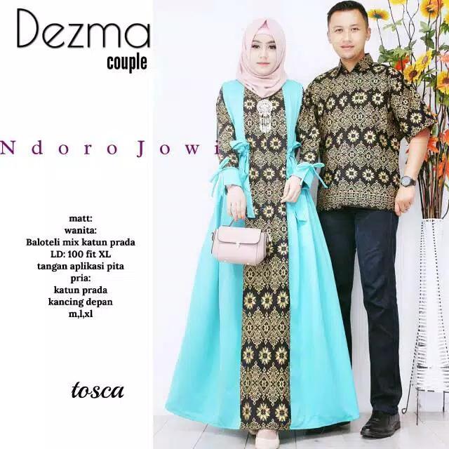 TERMURAH – Kebaya Batik Terbaru - Gamis Batik - Kemeja Batik - Baju setelan -  Pakaian muslim wanita -Baju Kebaya - Batik Sarimbit - Baju Kondangan - Gamis Couple - Batik Modern - Batik Murah - Batik Wanita - Setelan Batik Couple Gamis Dezma