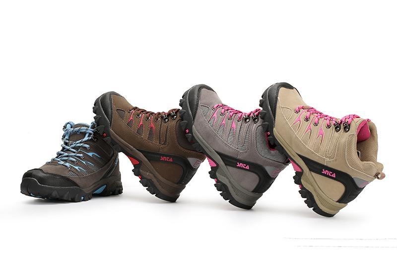 SNTA Sepatu Gunung Sepatu Outdoor / Sepatu Hiking Wanita Adventure / Trekking Women Series SNTA 605