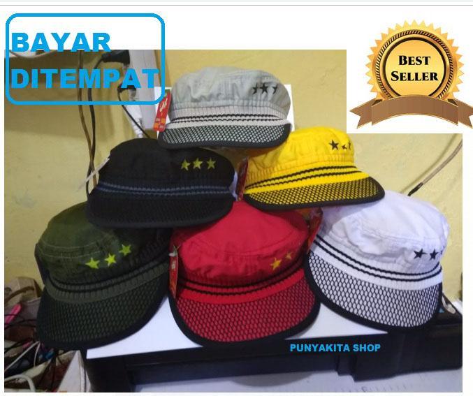 Topi Anak Lucu Menarik Lembut Merk Jj Komando By Punyakita.