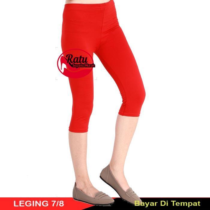 RSM Celana Legging / Leging Pendek Selutut All Standard - Harga Grosir
