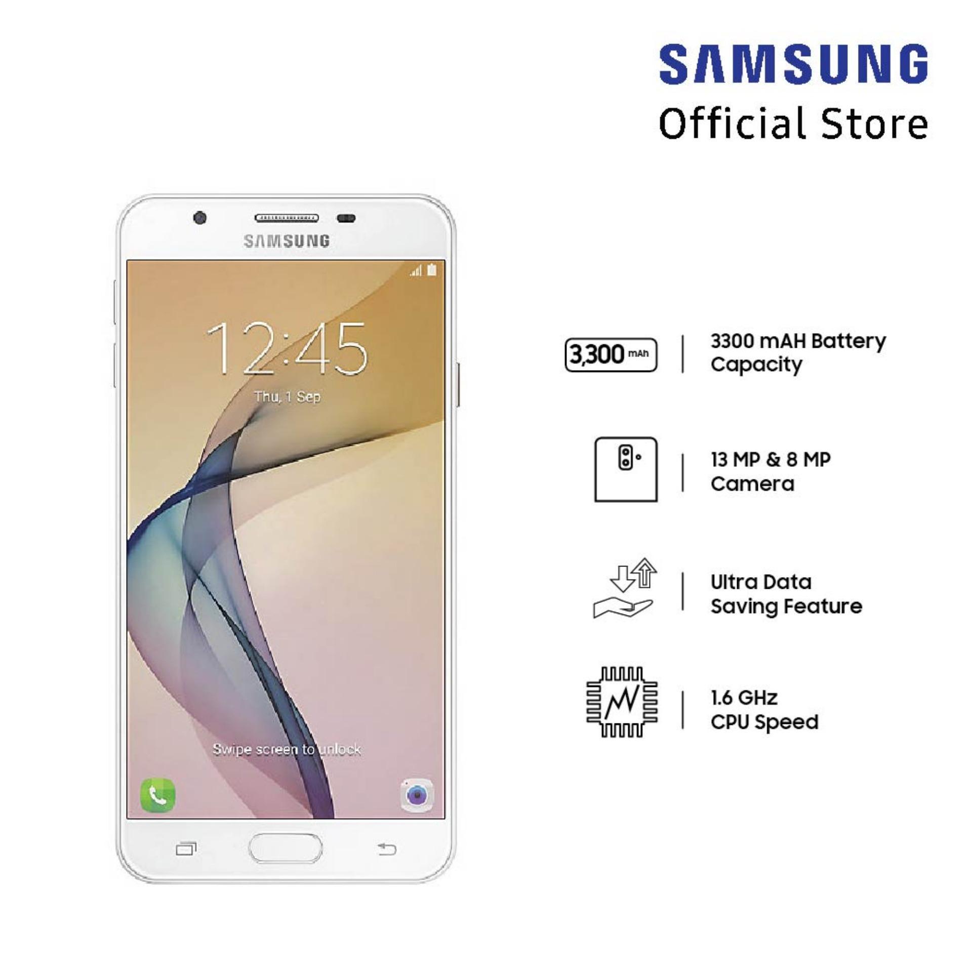 Jual Hp Samsung Terbaru Galaxy A3 2016 16gb Gold Garansi Resmi Indonesia Sein J7 Prime Sm G610 White
