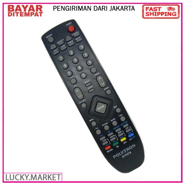 Polytron Remote TV Polytron Original 100% - Remot TV LCD LED - Berkualitas