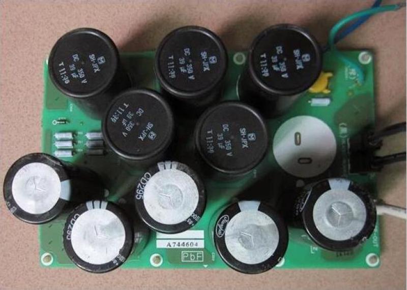Baru A744604 Panasonic transformasi frekuensi AC pusat Komersial suku cadang luar ruangan motherboard filter Papan Colokan Listrik