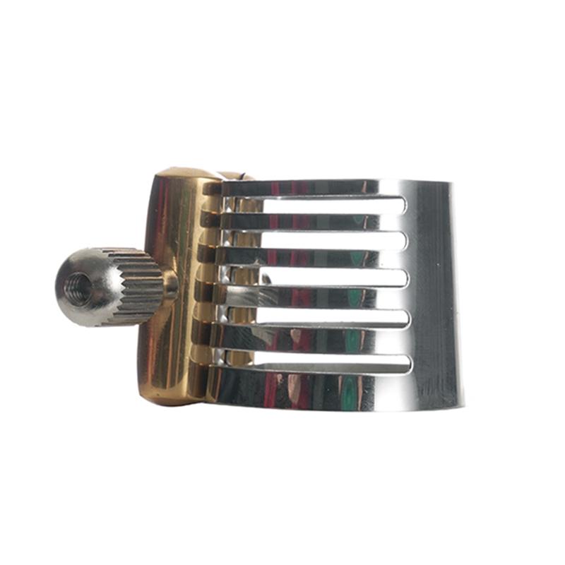 Ligature Fastener for Alto Sax Saxophone Rubber Mouthpiece