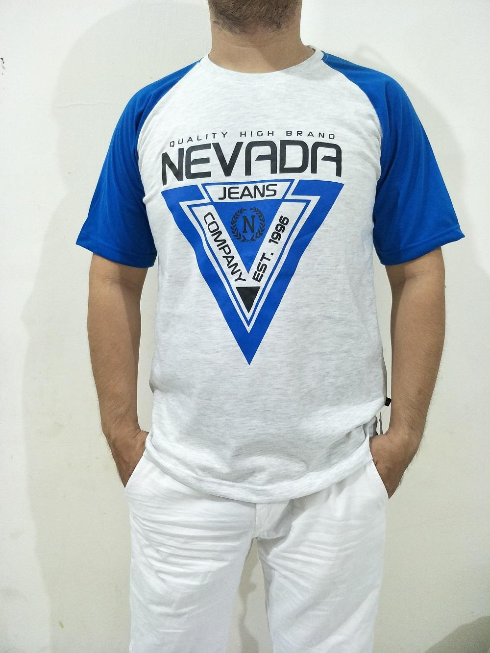 245 Kaos distro Nevada premium Quality TSHIRT PRIA / RAGLAN / KAOS PRIA / KAOS BRANDED ORIGINAL MATAHARI