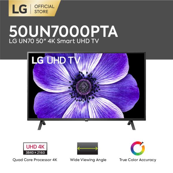 LG UN70 50 inci 4K Smart UHD TV - 50UN7000PTA