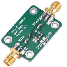 0.1-4000MHz Broadband Wideband Microwave RF Amplifier Module Gain 20dB - intl