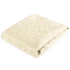 Beli 1 6 M 63 Pelindung Lap Meja Putih Krem Intl Yang Bagus