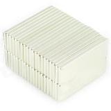 Jual 1 Dus Magnet Neodymium Kotak 30 Mm Magnetic Murah