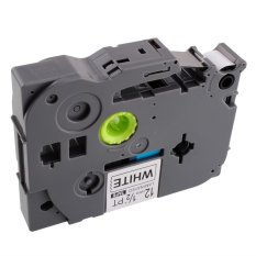 Toko 1 Pack Black On White Label Tape Compatible For Brother Tz 231 12Mm 8M Label Oem Hong Kong Sar Tiongkok