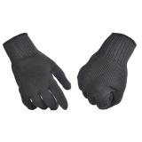 Promo 1 Pair Cut Metal Mesh Butcher Anti Pemotongan Bernapas Work Gloves Intl