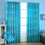 Harga 1 Pcs 150X270 Perawatan Pedesaan Bedroom Blackout Window Curtain Intl New