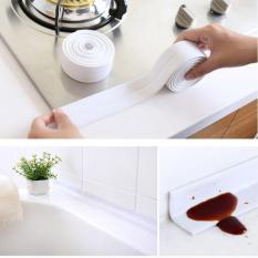 Diskon 1 Roll Dapur Kamar Mandi Wall Sealing Tape Tahan Air Kaset Intl Akhir Tahun
