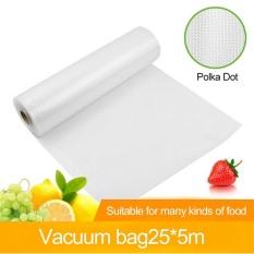 Beli 1 Roll Vacuum Segar Keeping Bag Sealer Tas Penyimpanan Makanan Kemasan Film Bag Intl Yang Bagus