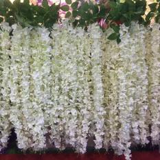 Beli 10Pcs Bunga Rambat Imitasi Tali Rotan Untuk Pesta Pernikahan Oem Murah