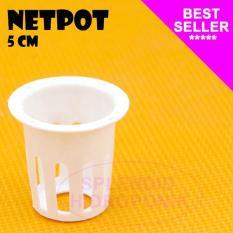 Spesifikasi 100 Pcs Netpot Net Pot Mesh Pot Putih China Oem
