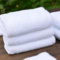 100% Murni Katun Hotel Mandi Hotel Persediaan Wajah Cuci Tangan Pembersih-Internasional