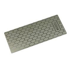 Jual 1000 Mesh Honeycomb Style Diamond Knife Sharpener Sharpening Plate Grindstone Specification 150 63 1Mm Satu Set