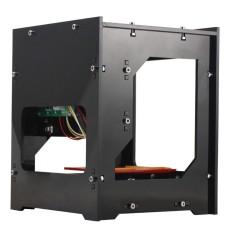 1000 MW Daya Tinggi Laser Engraver Cetak DIY Mini Laser Ukiran Ukiran Mesin dengan Kacamata Pelindung-Intl