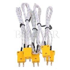 100 Cm K Termokopel Tipe Kabel Set 5 Putih-Intl