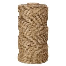 Diskon 100 M Diy Crafts Natural Rami Tali Benang Untuk Foto Menampilkan Scrapbooking Kemasan Hadiah Hiasan Meriah Aplikasi Berkebun Intl Oem