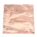 Diskon 100 Pcs Sliver Emas And Tembaga Daun Daun Lembar Foil For Penyepuhan Decor Perunggu Vakind Di Hong Kong Sar Tiongkok