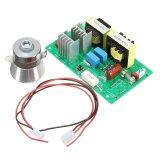 Model 100 W 40 Khz Pembersihan Ultrasonik Transduser Cleaner Power Driver Board 220Vac Hitam Intl Terbaru